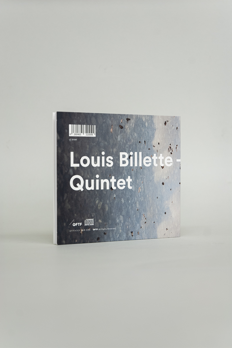 Louise Billette CD 1