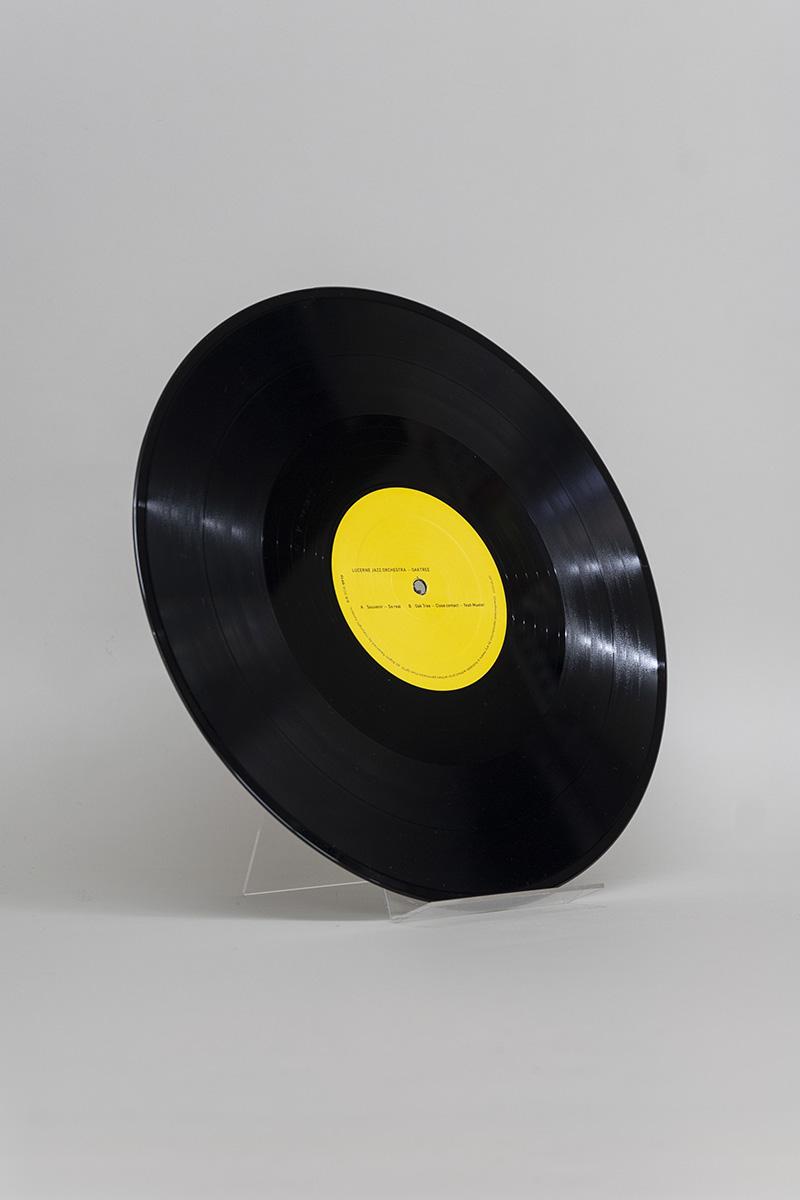 Lucerne Jazz Orchestra Vinyl 3 Oaktree