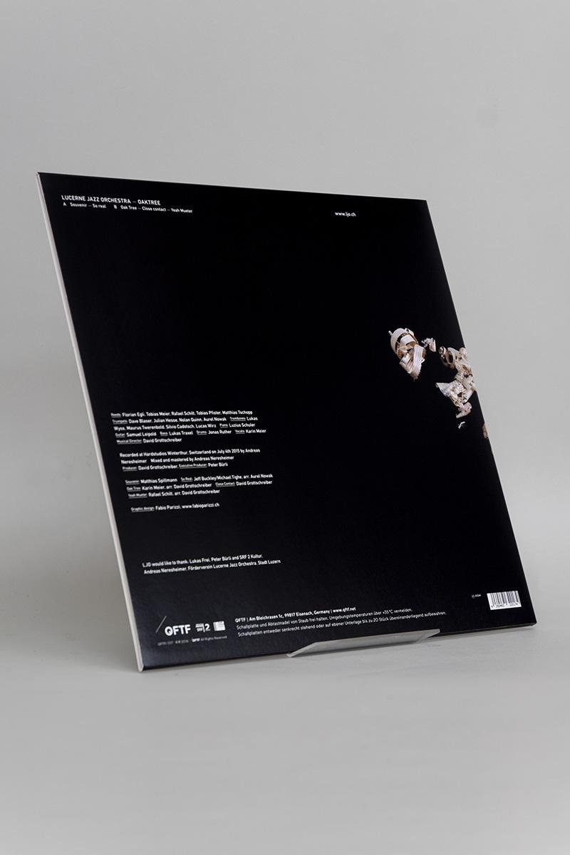Lucerne Jazz Orchestra Vinyl 2 Oaktree
