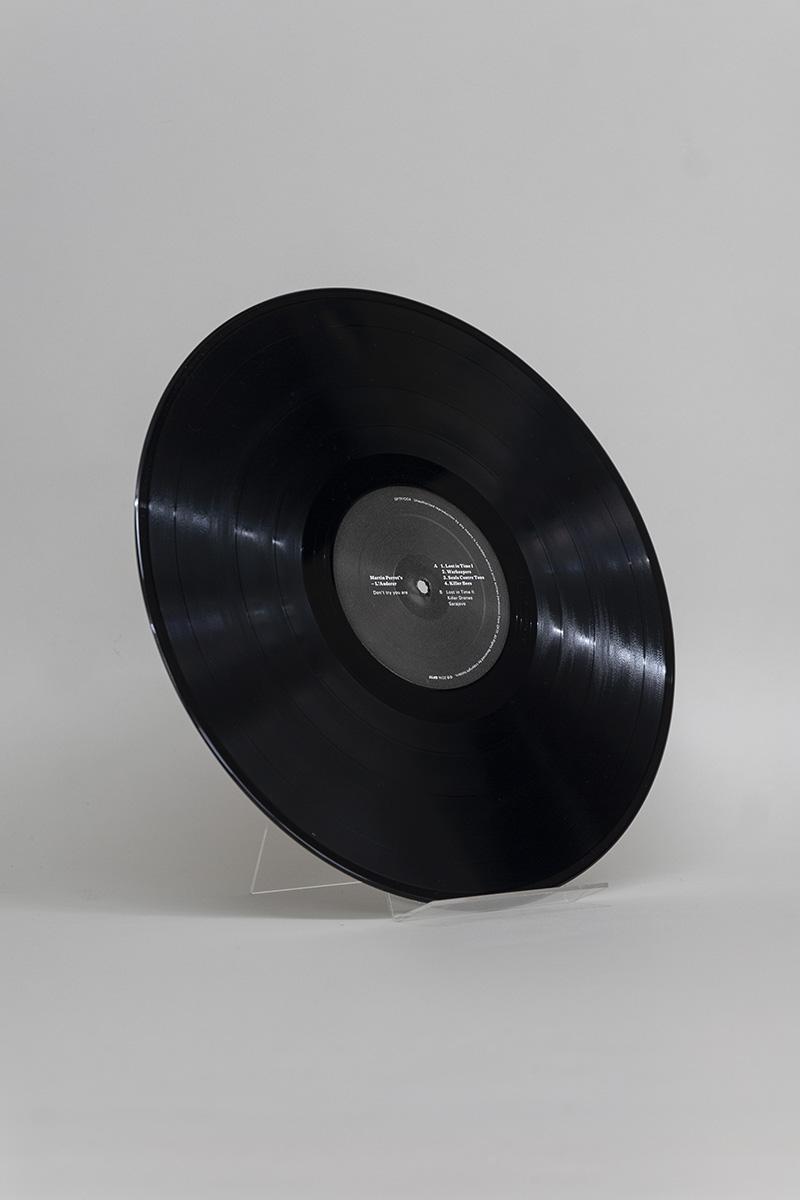 Martin Perret's L'Anderer Vinyl 3
