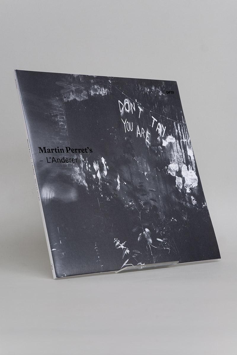 Martin Perret's L'Anderer Vinyl 1